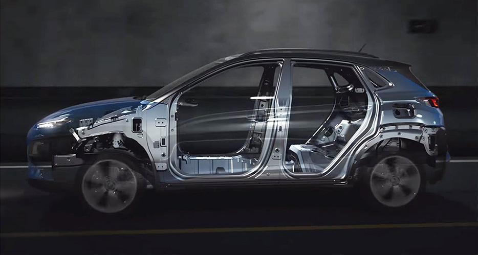 Khám phá các trang bị an toàn trên Hyundai Kona