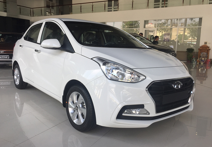 Hyundai i10 Sedan 1.2MT